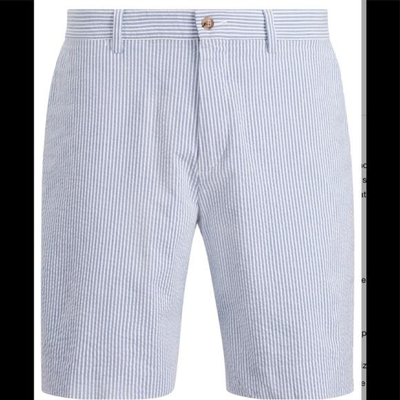 Polo by Ralph Lauren Other - Ralph Lauren Polo Seersucker Shorts